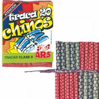 Tracas Chinas